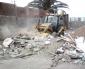 Más de 15 Mil Toneladas de Escombros y Basura Aún Quedan en Altos La Chimba