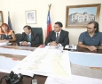 ENTREGAN ESTUDIO ANTE RIESGO DE TSUNAMI EN ANTOFAGASTA Y MEJILLONES
