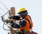 Brigadas de CGE Trabajan en Reparación de Choque a Poste