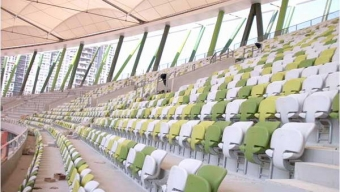 Aprueban Contrato para Instalación de Butacas en el Estadio Regional