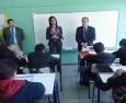 """Seremi de Gobierno: """"Las Tomas le Hacen Daño a la Educación y Pasan a Llevar a Quienes sí Quieren Estudiar"""""""
