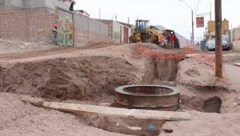 Agua Potable para Caleta Coloso y Balneario El Huáscar