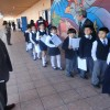 Entre Risas y Nervios Escolares de Segundo Básico por Primera vez Rindieron Simce de Lectura