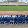 Comenzó la Instalación de Butacas y Pantallas Led en el Estadio Regional