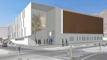 Tocopilla Tendrá un Nuevo Liceo Domingo Latrille