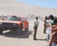Carabineros Afina Detalles de los Servicios del Dakar en Calama
