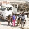 Autoridades Regionales Fiscalizan Basural Ilegal