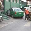 5 Detenidos por Robo con Intimidación, Receptación de Vehículos y Porte de Arma de Fuego