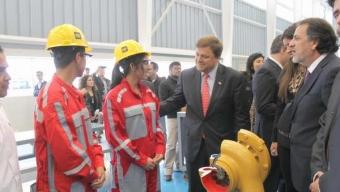 Innovador Centro de Formación Técnica Minera Fue Inaugurado en Antofagasta