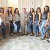 Alcalde de Mejillones Presentó a Candidatas y Programa del 134° Aniversario en Antofagasta