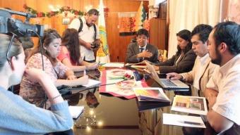 Obras por 20 Mil Millones Anuncia Municipio de Calama Para el  2014