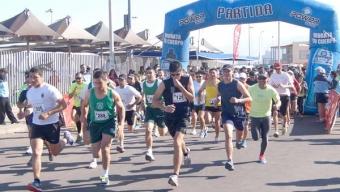 """IV Corrida Atlética Familiar """"Fuerza Aérea de Chile"""" en Antofagasta"""
