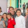 Joven Viajero Regaló Sonrisas a los Niños de Aldeas Infantiles SOS en Antofagasta
