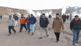 Subsecretaría de Turismo y Sernatur Revelan Inédito Estudio Con el Perfil de Los Turistas Nacionales