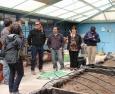 Escuela de Ollagüe Implementa Dos Invernaderos Para Alimentar a Sus Alumnos