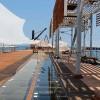 Muelle Melbourne & Clark de Antofagasta en su Etapa Final