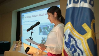 Alcaldesa Destacó Cumplimiento de Compromisos en Cuenta Pública 2014