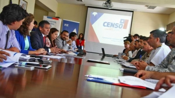 Se Constituye Comisión Regional Censo 2017