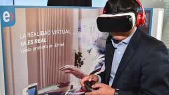 Entel Trae Experiencia de Realidad Virtual a Antofagasta y Calama
