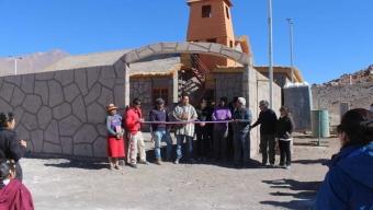 Iglesia de Ascotán Cuenta Con Renovada Imagen