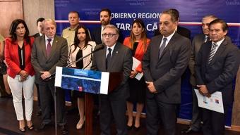 Mesa Contra el Crimen Organizado Programa Propuestas Para Abordar Realidad Delictual