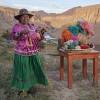 En Calama se Inició el Recorrido Que Dará Vida a la Cuarta Versión Del Proyecto Volver a Tejer
