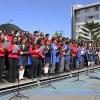 Cerca de 300 Escolares de Mejillones y Antofagasta Fueron Parte de Coros Para Violeta