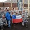 Unidades de la I División Despliegan Sus Medios en Ayuda de la Región de Atacama