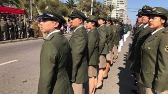 Con Desfile y Premios Por 30 y 50 Años Bomberos Recordó el Día Nacional de Bomberos de Chile