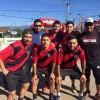 Equipo de Mejillones Logra el Segundo Lugar en Nacional de Fútbol Calle 2017