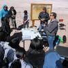Más de Cien Estudiantes de San Pedro de Atacama Conocieron la Riqueza Científica y Patrimonial de Laguna Tebenquiche