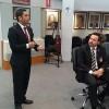 Funcionarios de la PDI Exponen en Consejo Comunal de Seguridad