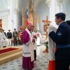 Monseñor Ducasse Celebró Te Deum en Antofagasta