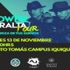Power Peralta Llegará a Antofagasta con el Tour 'La Fuerza de tus Sueños'