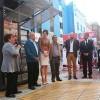 Suplementeros Reciben Nuevos y Modernos Kioskos Entregados por el Municipio