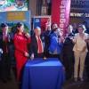 Inaugurado el Recambio de más de 8.900 Luminarias de Alumbrado Público en Antofagasta