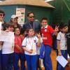 Escuela D-75 Fomenta la Práctica del Tenis como Terapia de Estudiantes con Necesidades Especiales