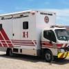 Moderno Carro de Comando y Telecomunicaciones Llega a Antofagasta
