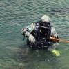 Capitán del Labocar de Carabineros Bate Record Mundial de Buceo Extremo en Laguna del Volcán Lincancabur