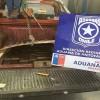 Aduana y Carabineros Incautan Camioneta con 88 Kilos de Marihuana en Ollagüe