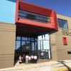 Autoridades Visitan Emblemático Teatro Andrés Pérez Previo a su Inauguración