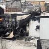 Cinco Compañías de Bomberos Trabajaron en Violento Incendio