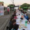 Vecinos del Barrio Las Rocas-Trocadero Reciben Libro con su Historia