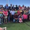 Cien Familias Del Campamento Fuerza Del Norte Ya Cuentan Con Conexión Eléctrica
