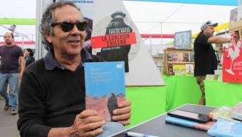 Hernán Rivera Letelier Lanza en FILZIC su Última Novela