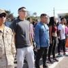 Acuartelamiento de Contingente 2018  en la Guarnición Militar de Antofagasta