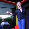 Presentación de Jorge Baradit Marcó Penúltima Jornada de FILZIC 2018