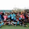 Vecinos Celebran Primera 'Liga Fútbol Más' en Michilla