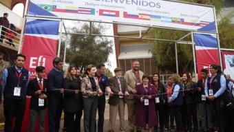 Comenzó la Novena Versión de la Expo Ciencias Latinoamericana 2018