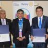 Rotary Club Antofagasta Realizó Cambio de Mando